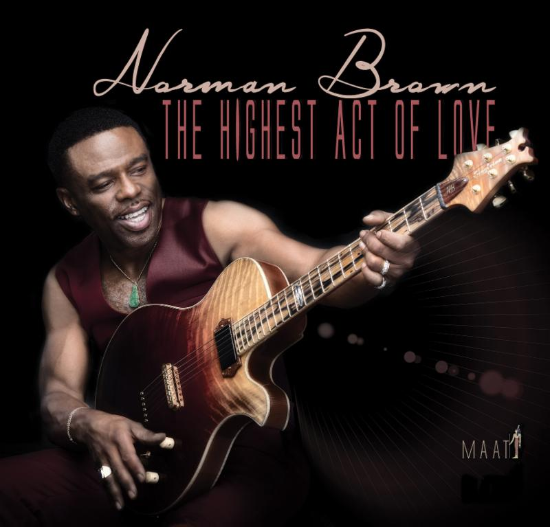 Norman Brown Announces New Album for February 22nd