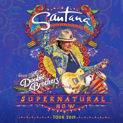 Carlos Santana Announces Supernatural Now Tour