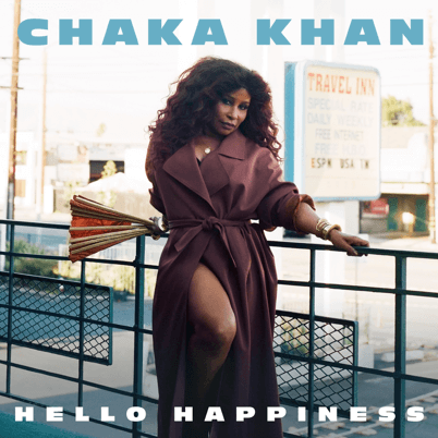 "Chaka Khan Announces New Album ""Hello Happiness"" February 15th"