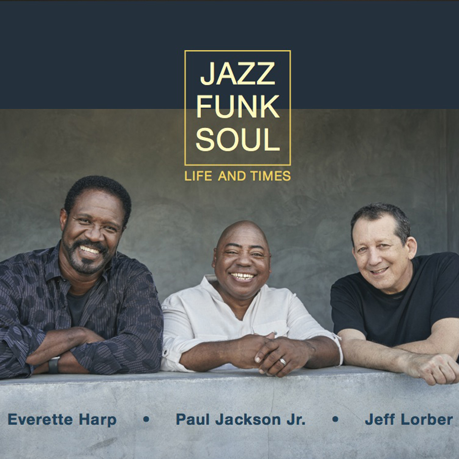 """Review - """"Life and Times"""" by Jazz Funk Soul"""