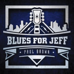 """Listen to """"Blues for Jeff"""" by Paul Brown"""