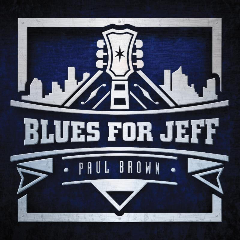 "Listen to ""Blues for Jeff"" by Paul Brown"