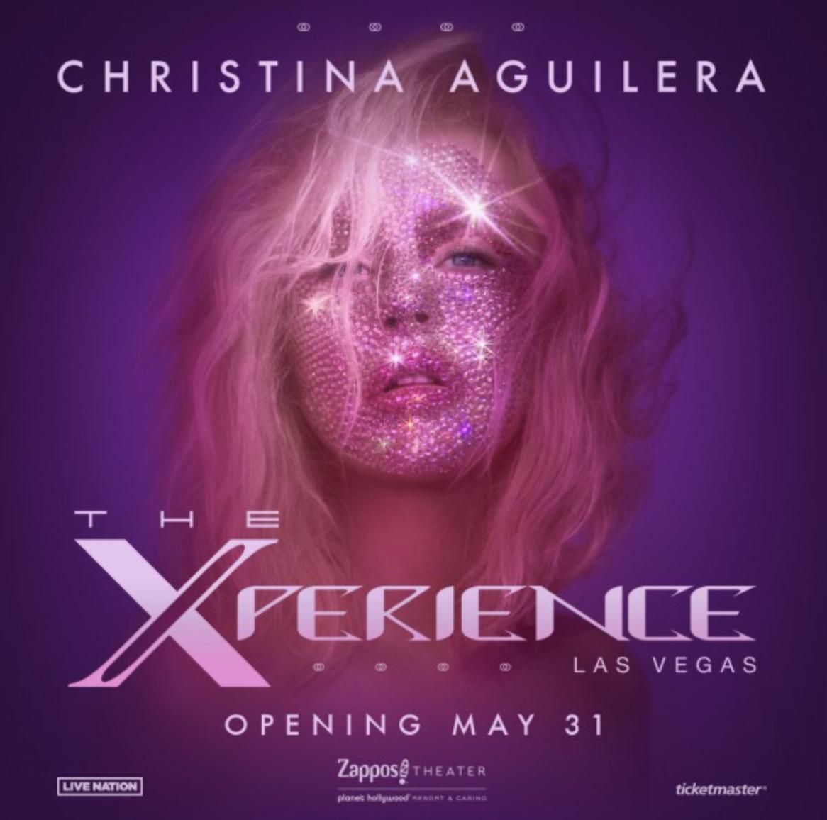 Christina Aguilera Las Vegas Residency