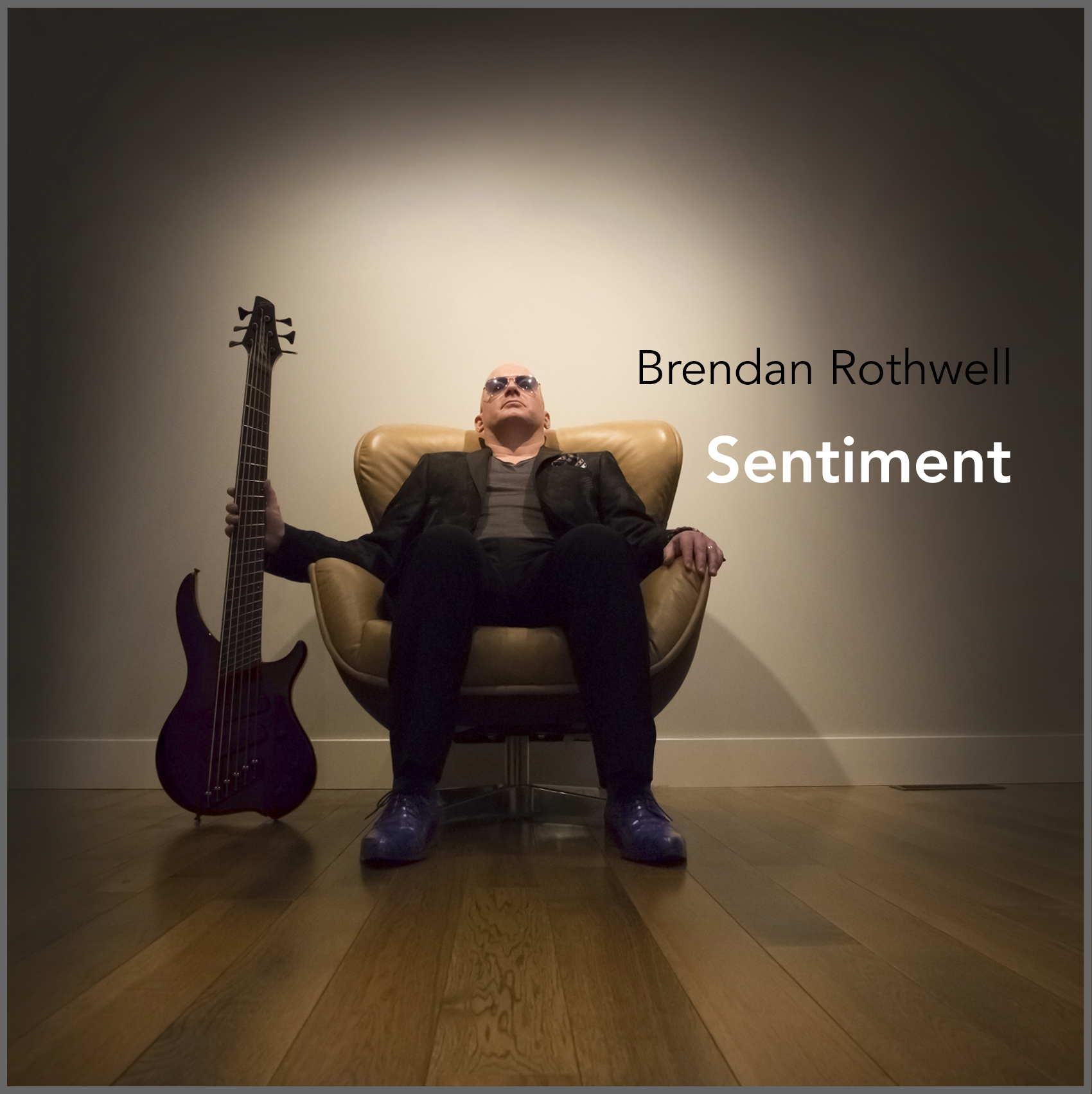 Brenden Rothwell Announces New Album Out February 14th
