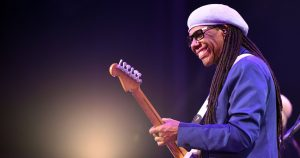 Nile Rodgers at the Hollywood Bowl