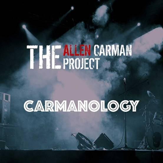 """Bassist Allen Carman Announces New Album """"Carmanology"""" for April 5th"""