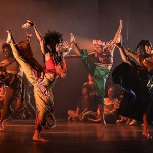 Urban Latin Dance Theater Company CONTRA-TIEMPO Helps the Less Fortunate