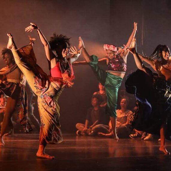 Urban Latin Dance Theater Company CONTRA-TIEMPO Helps the Less Fortunate