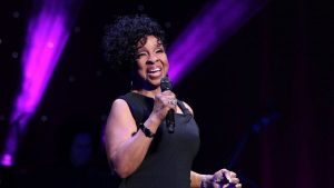 Gladys Knight at Hollywood Bowl