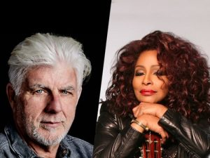 Michael McDonald & Chaka Khan at Hollywood Bowl
