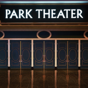 Bruno Mars at Park Theater Las Vegas