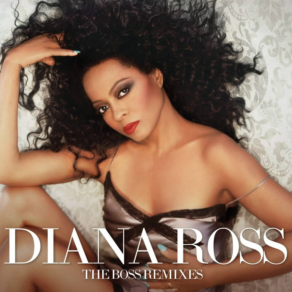 """Diana Ross New Remix for """"The Boss"""" 2019"""