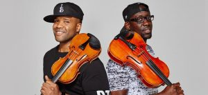 Black Violin at The Aretha
