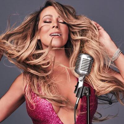 "Mariah Carey In Las Vegas for ""Christmas"" and ""Butterfly"""