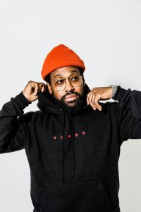 PJ Morton at The Aretha