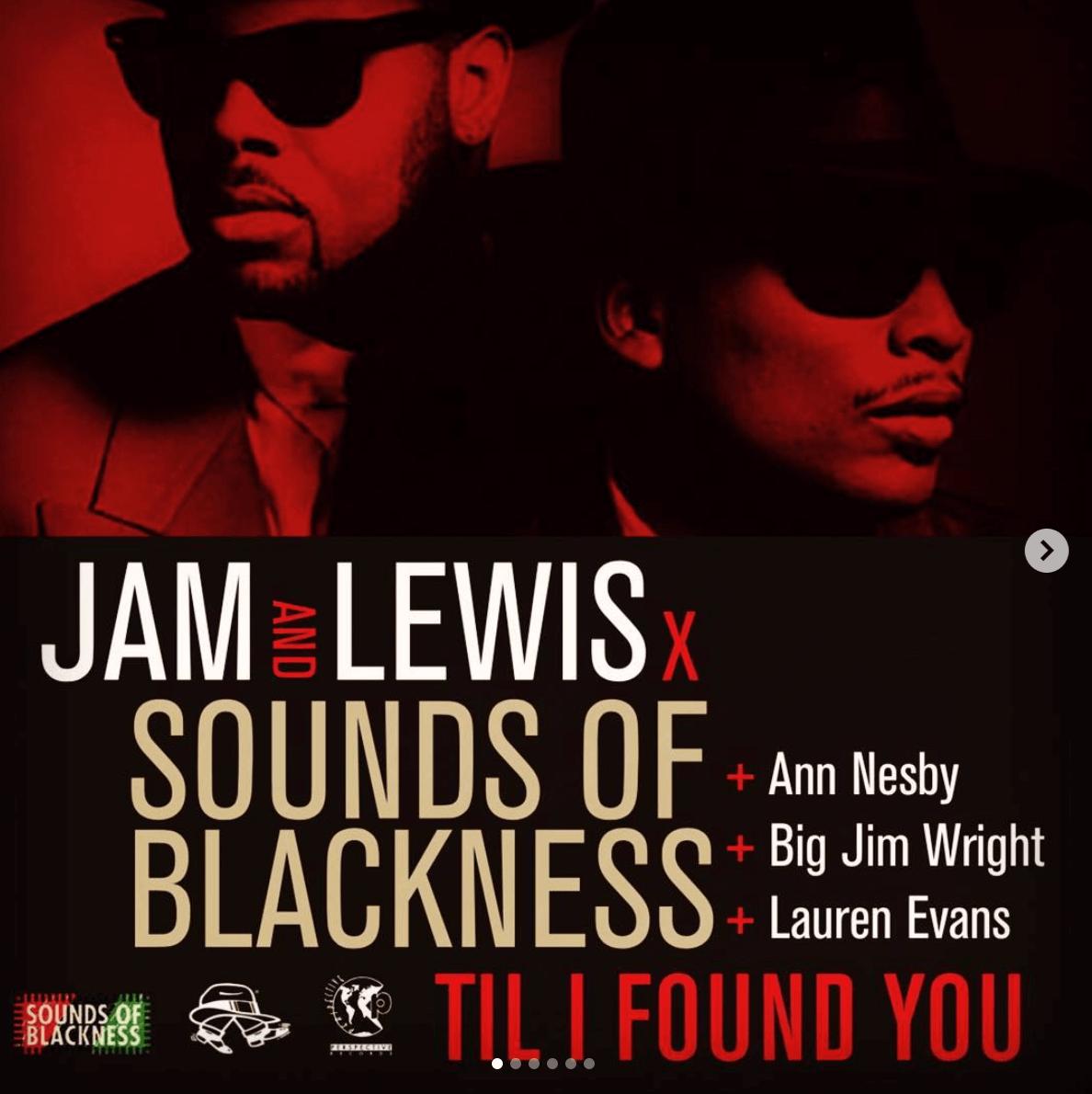 """Jimmy Jam Announces """"Jam & Lewis Vol 1"""" Album"""