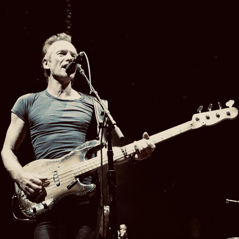 Sting: My Songs The Las Vegas Residency