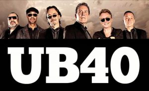 UB40 at The Aretha