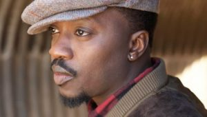 Anthony Hamilton at The Aretha
