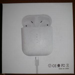 i10 earbuds box rear