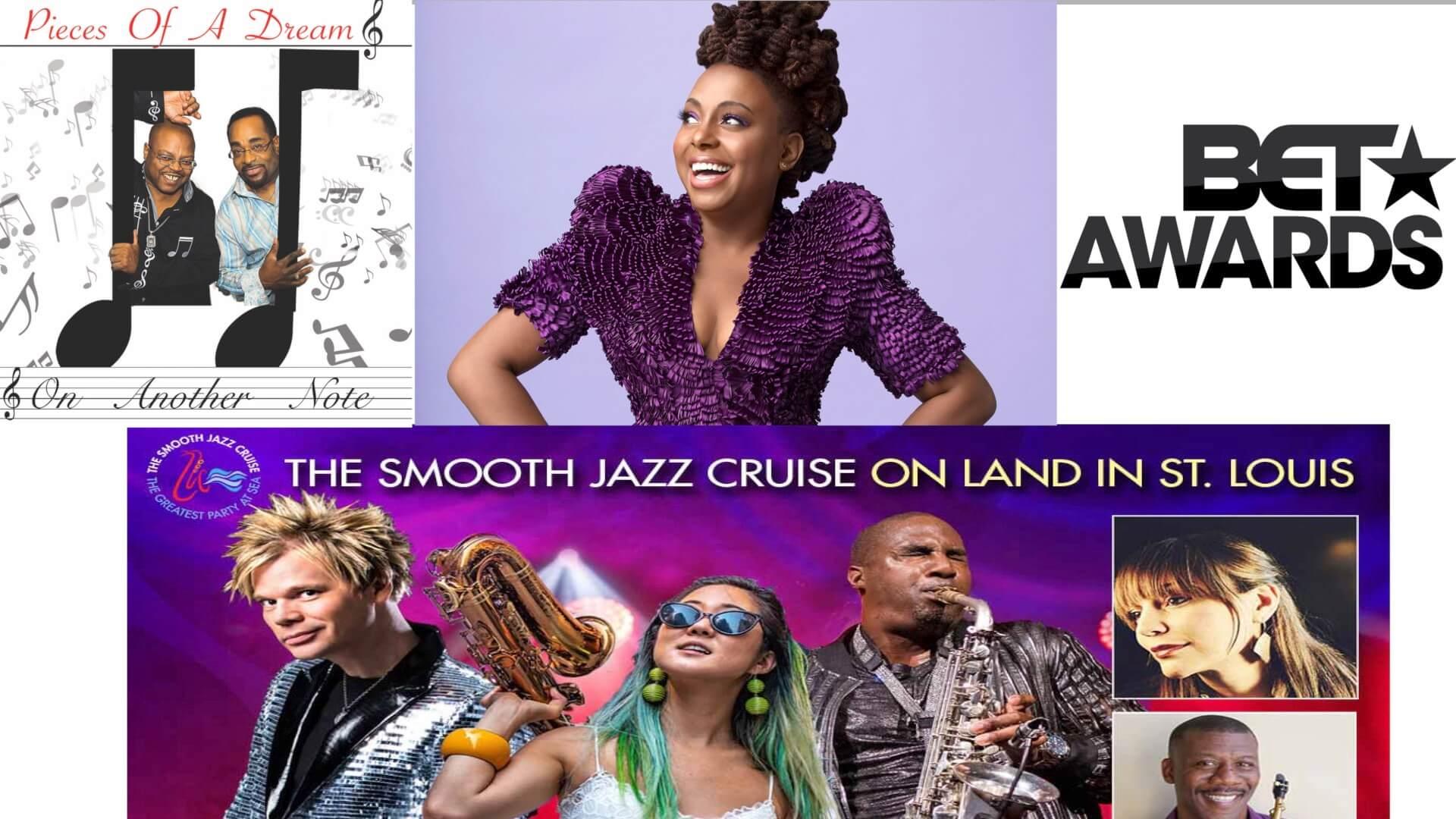 Smooth Jazz and Smooth R&B News May 19