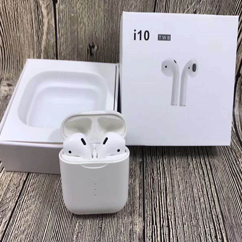 i10 Wireless Bluetooth Earbuds