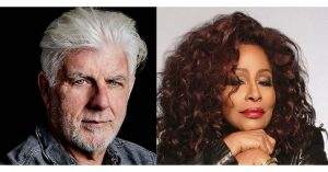Michael McDonald & Chaka Khan Mountain Winery