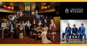 Postmodern Jukebox/The Tenors Mountain Winery