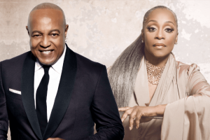 Regina Belle Peabo Bryson New York Smooth Cruise