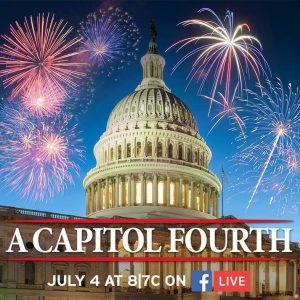 PBS - 39th Annual 'A Capitol Fourth' Live