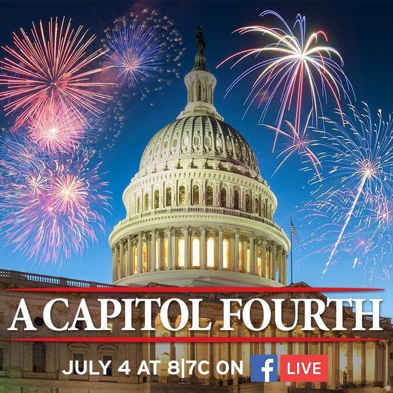 PBS - 39th Annual 'A Capitol Fourth' Live