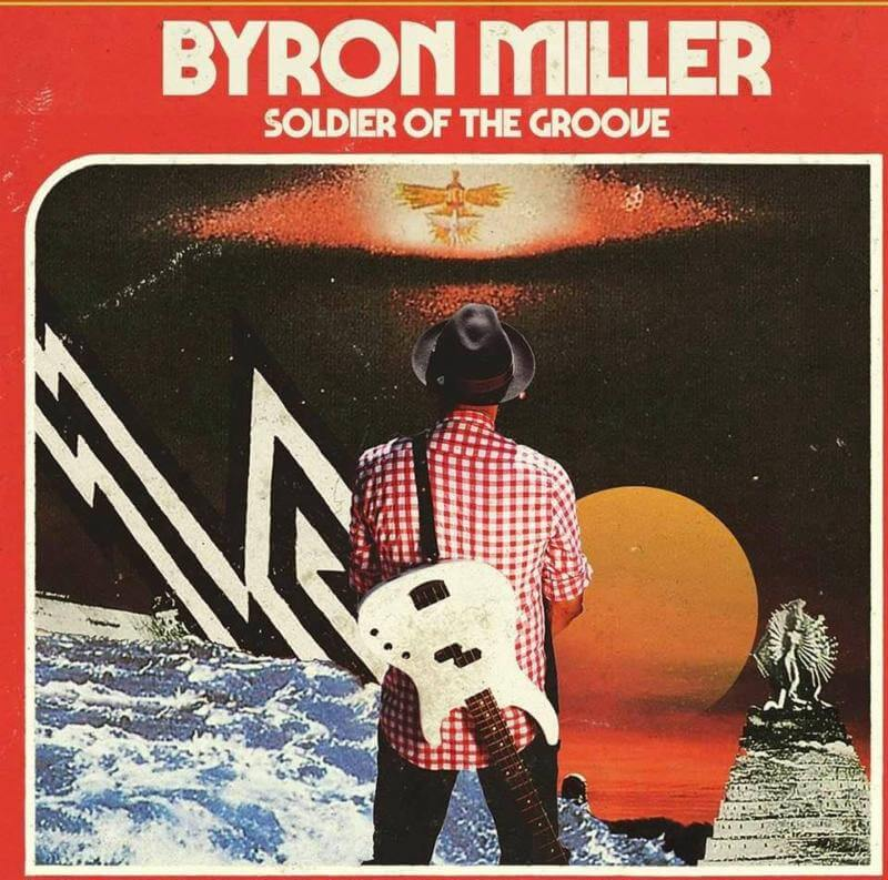 """Listen to """"Soldier Of The Groove"""" by Byron Miller"""