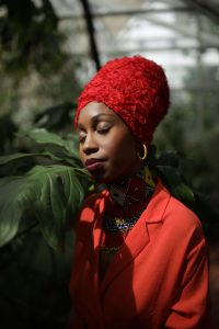 "Jazzmeia Horn Announces ""Love and Liberation"" for August 23"