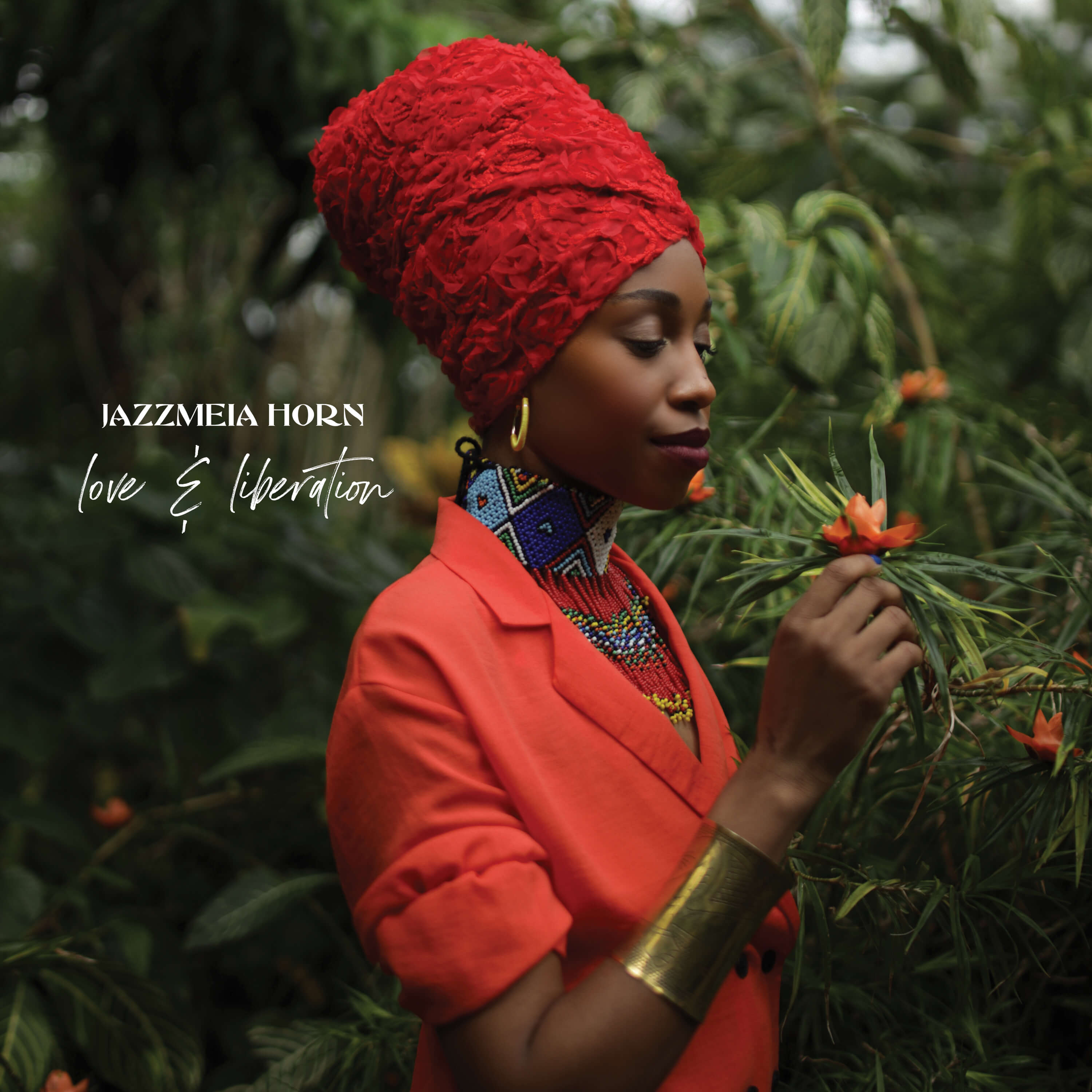 """Jazzmeia Horn Announces """"Love and Liberation"""" for August 23"""