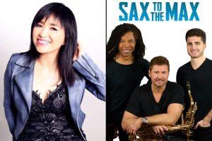 Keiko Matsui-Sax to the Max Thornton Winery