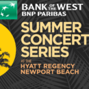 Hyatt Newport Beach Summer Concert Series 2019