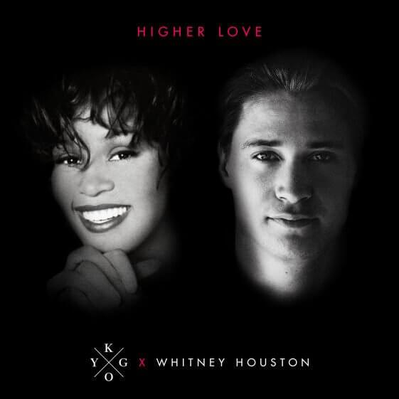"""Kygo & Whitney Houston Release """"Higher Love"""""""