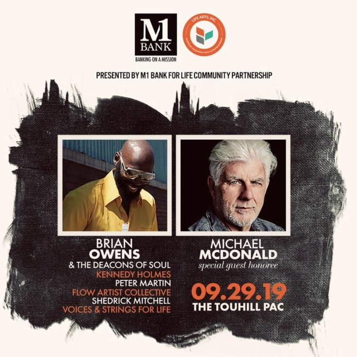 "Brian Owens and Michael McDonald ""A Night For Life"" Concert"