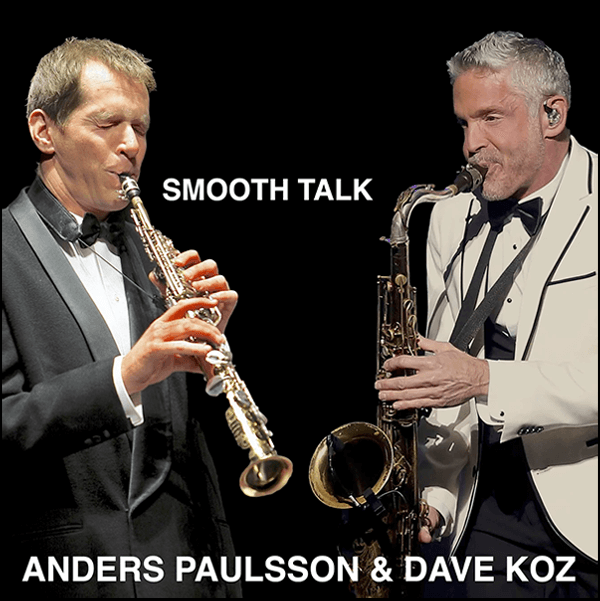 """Listen to """"Smooth Talk"""" by Anders Paulsson and Dave Koz"""