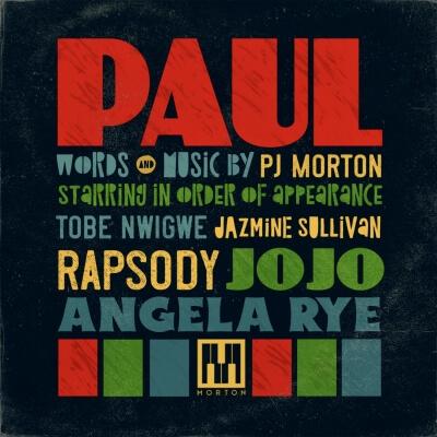 PJ Morton Announces New Album PAUL for August 9th