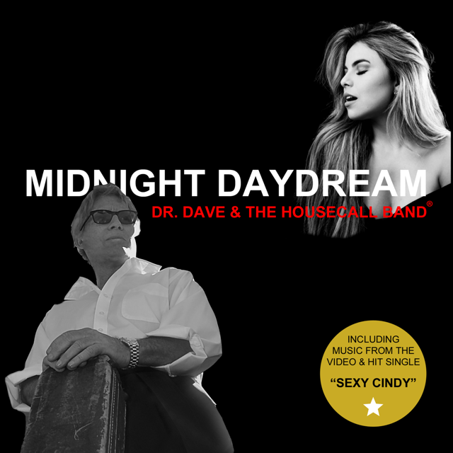 """Dr. Dave Album """"Midnight Daydream"""" Now Available"""