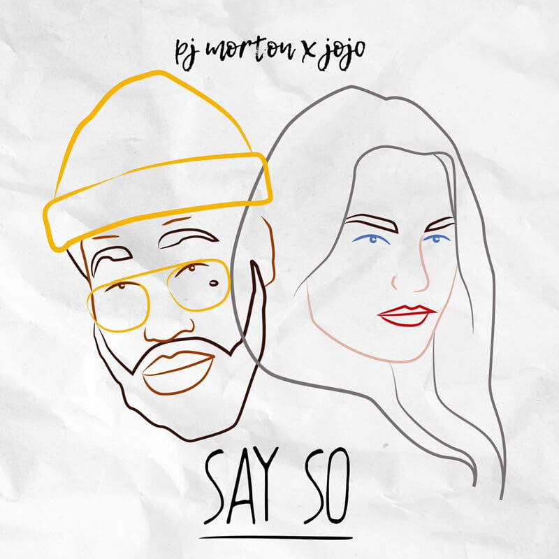 """Watch Music Video for """"Say So"""" by PJ Morton"""