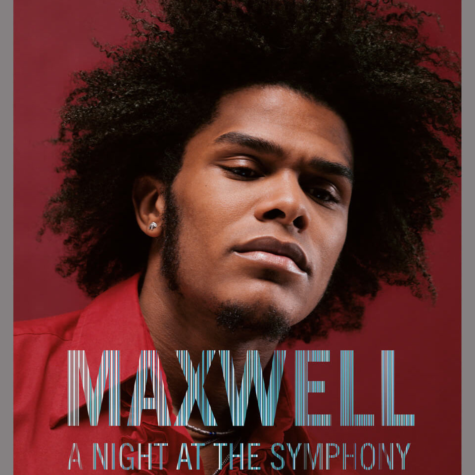 Maxwell Announces First Ever Orchestral Shows