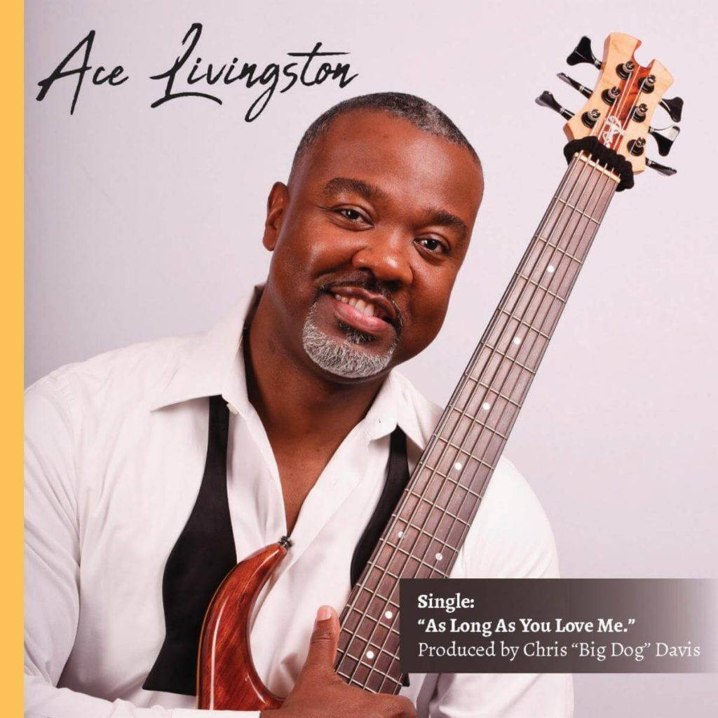 "Listen to ""As Long As You Love Me"" by Ace Livingston"