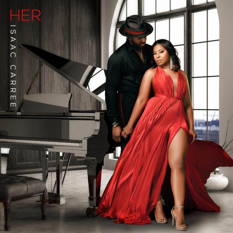 """Listen to """"HER"""" by Isaac Carree"""