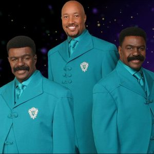 The Whispers on Tour Late 2019