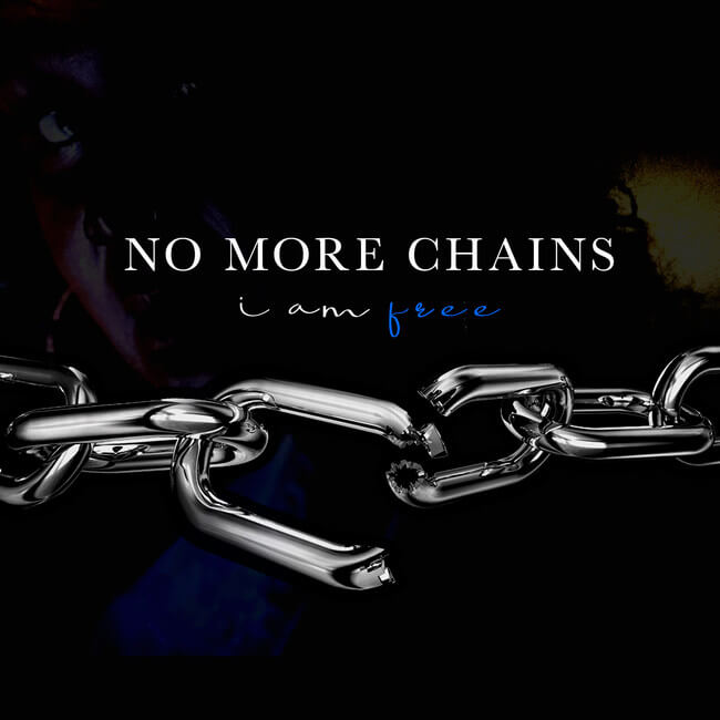 "Listen to ""No More Chains (I am Free)"" by Jazze Bleu"
