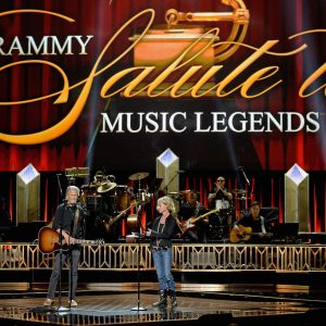 """""""GRAMMY Salute To Music Legends"""" Show Set For Oct. 18 on PBS"""