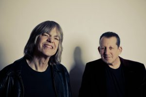 Jeff Lorber and Mike Stern