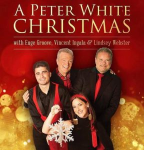 Peter White's Christmas Tour 2019
